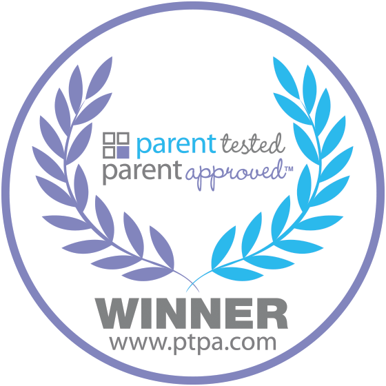Parent Tested Parent Approved™ Award 2018